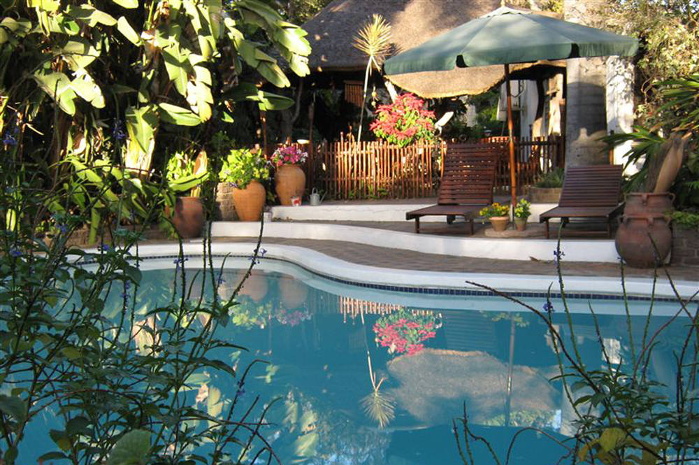 Elephant Walk Backpackers & Guest House Pool
